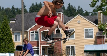 ollie north, skateboard, ollie, skate