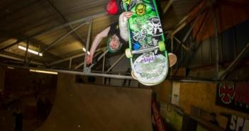 540, skateboard, mctwist