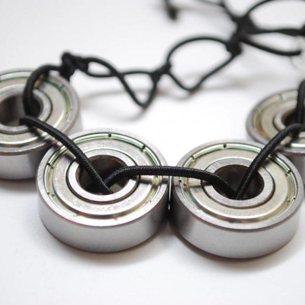 All-Steel Bearing Bracelet