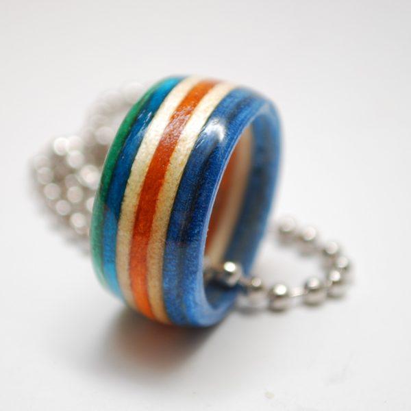 Original Skate Ring + Necklace