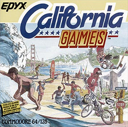 california games, video game, skate, skateboarding