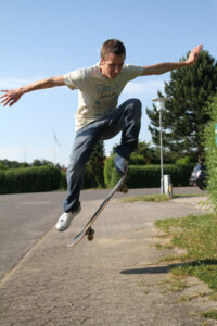how to ollie, ollie trick tip, skateboard