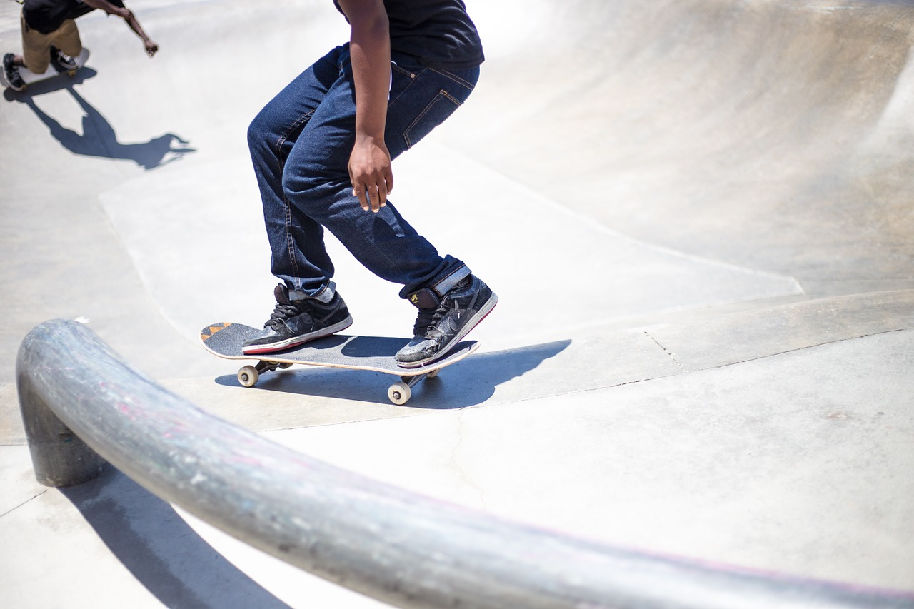 The Vast Health Benefits Of Skateboarding