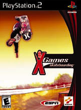 x games, skateboarding, video game
