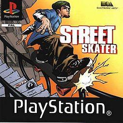 street skater, playstation