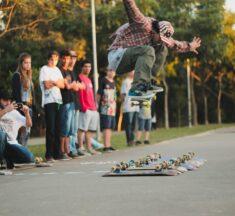 Be Thankful For Skateboarding