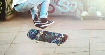 big flip, skateboard, bigflip, big spin kickflip