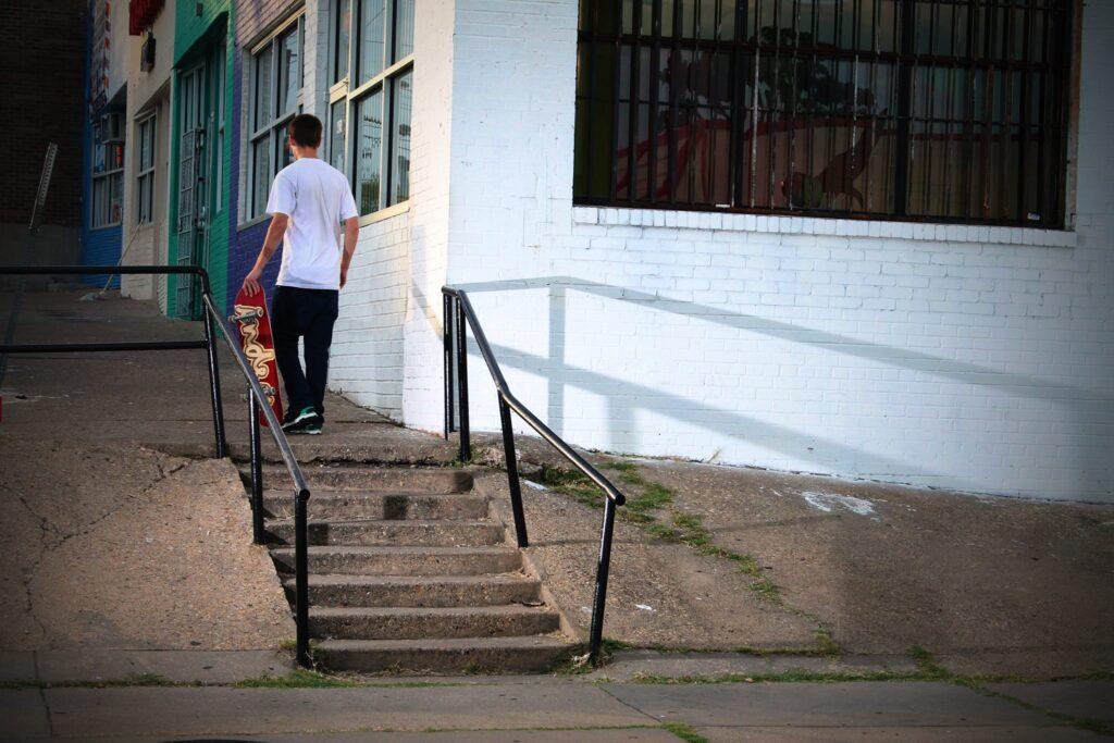 Handrails Skateboard Photos and Videos on Everskate