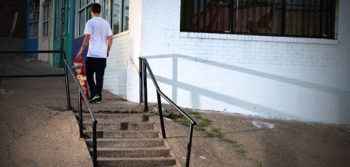 handrails, skateboard, rails, skate, hand rail