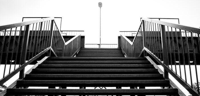 kink rail, skateboard, handrail