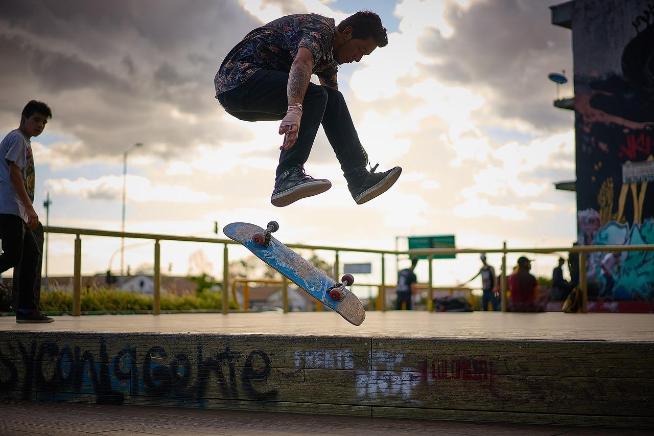 Laser Skater