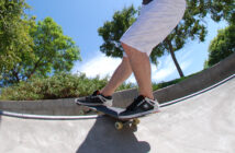 rock to fakie, rock, skate, skateboard