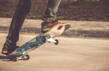 big spin, how to, skateboard, trick tip