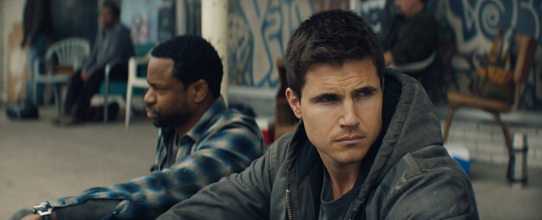 code 8, netflix, movie, review, robbie amell