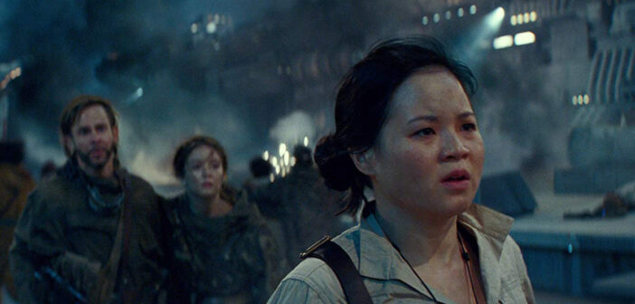 rise of skywalker, rose tico, jj abrams, star wars, movie, reviews
