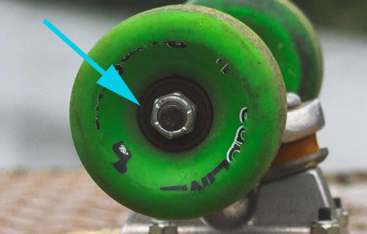 skate bearings, skateboard, wheels, abec