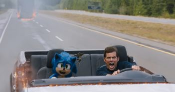sonic, movie review, james marsden