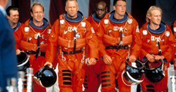 armageddon, movie, 1998, review, disaster, film